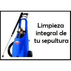 LIMPIEZA Y MANTENIMIENTO DE SEPULTURAS