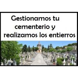 GESTIÓN DE ENTIERROS Y REALIZACIÓN DE ENTIERROS