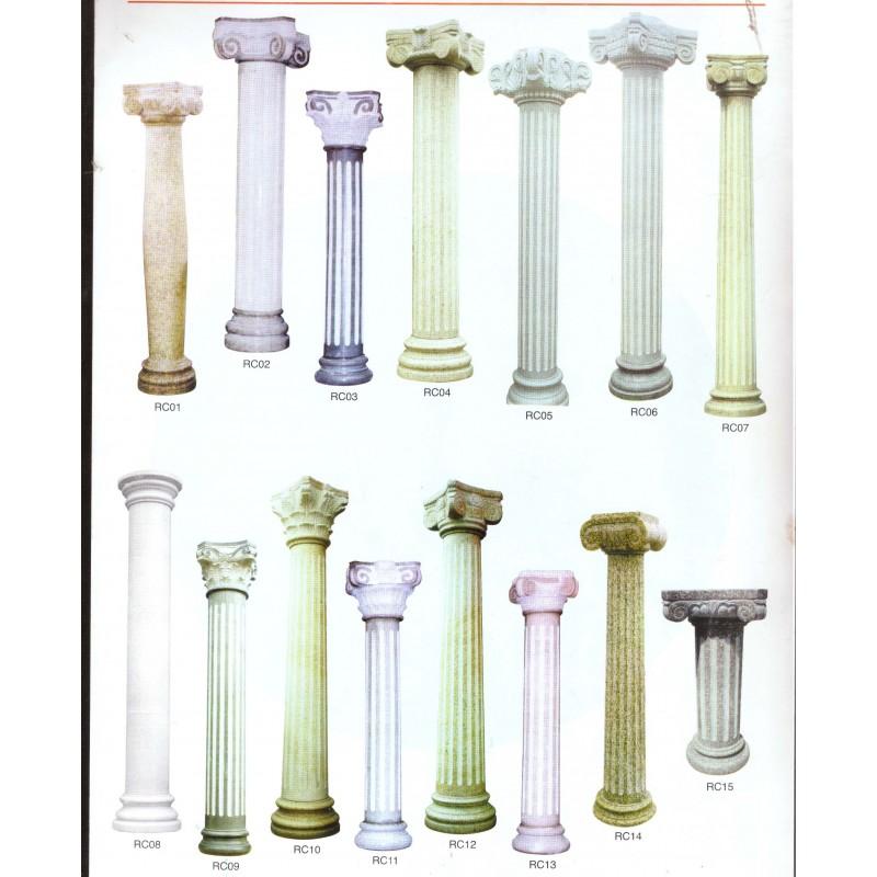 Columnas de piedra y marmol m rmoles y granitos toledo for Piedra de marmol precio